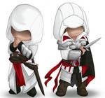 AC: Mini Altair e Ezio