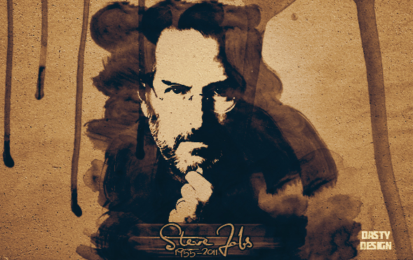 Steve Jobs by DastyDesign