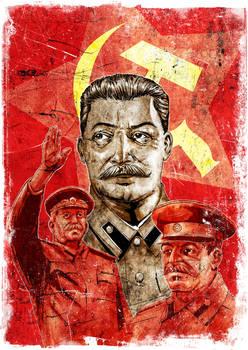 War World II - Stalin
