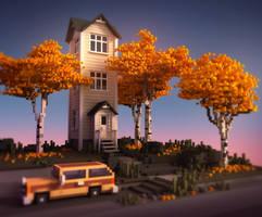 AutumnHouseComp by ElusiveOne
