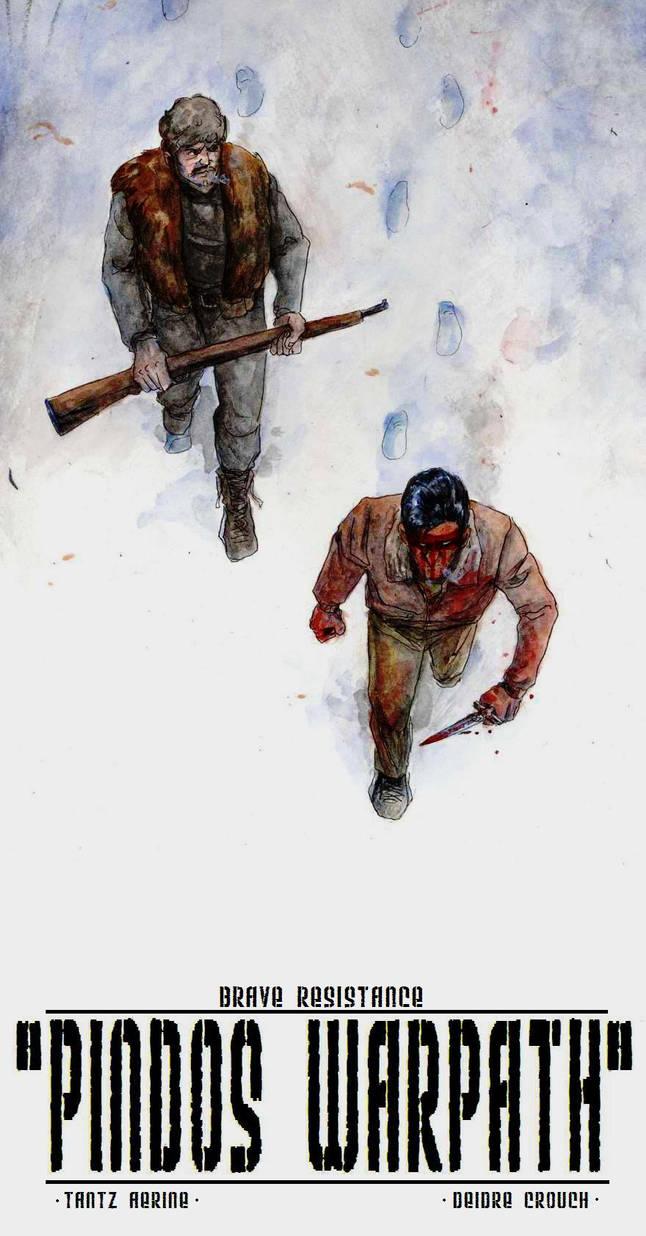 Brave Resistance Arc 1 Cover