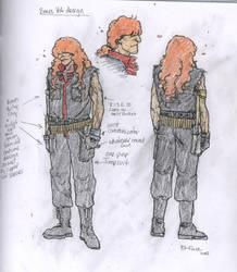 Bones Heroes Alliance design by PIT-FACE