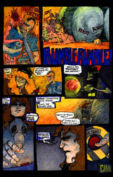 PUTRID MEAT PAGE 173 by PIT-FACE