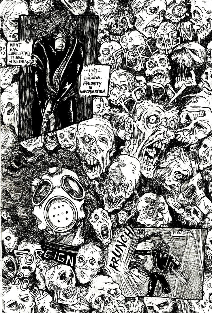 Putrid Meat Page by PIT-FACE