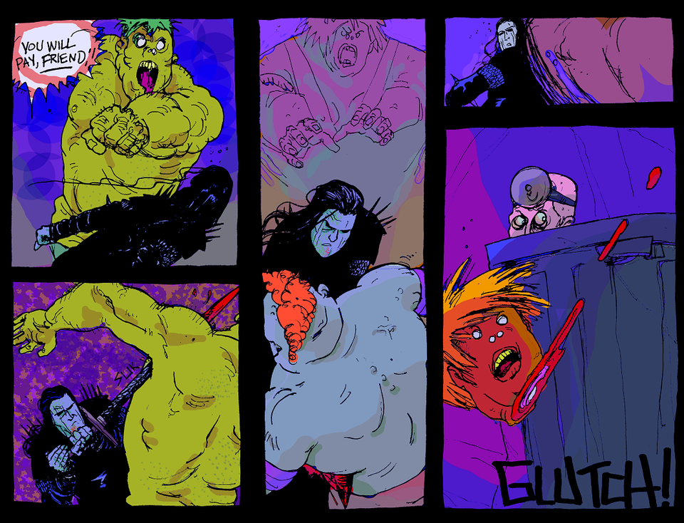 Blitzov Page by PIT-FACE