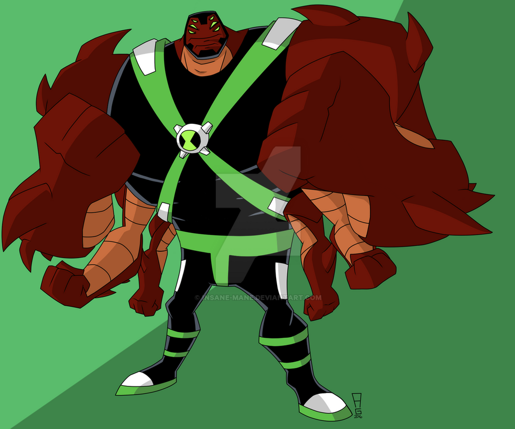 Ben 10 Ultimate Four Arms