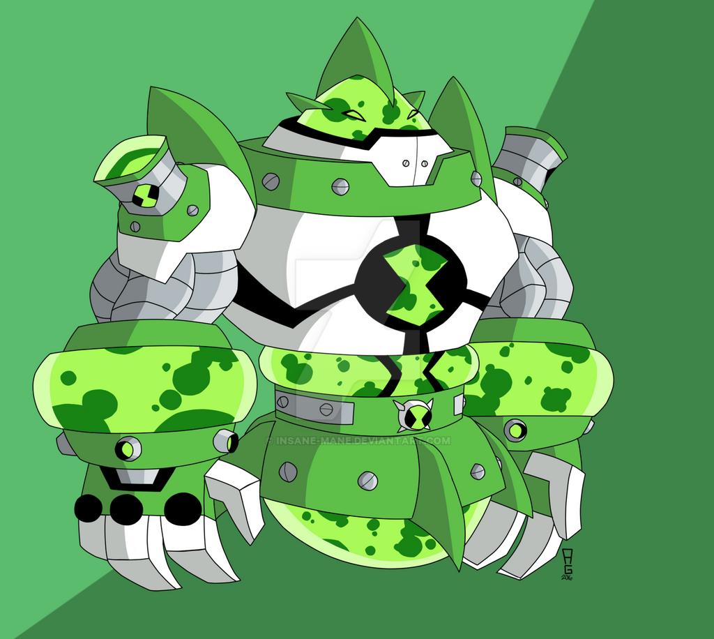 Ben 10000 Ultimate Alien: Ultimate Atomix By Insanedude24 On DeviantArt