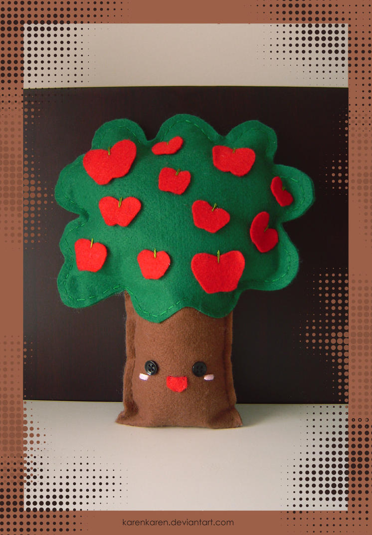 Apple Tree by KarenKaren