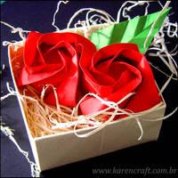 Kawasaki Roses by KarenKaren