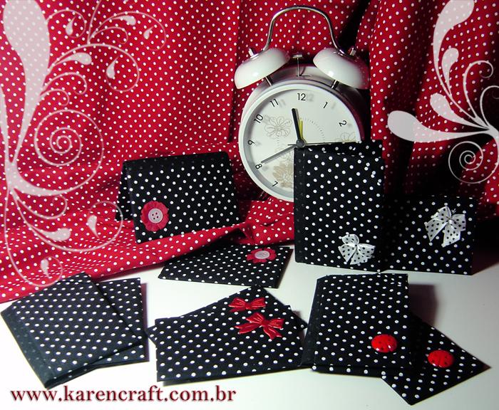 Fabric origami 8 by KarenKaren