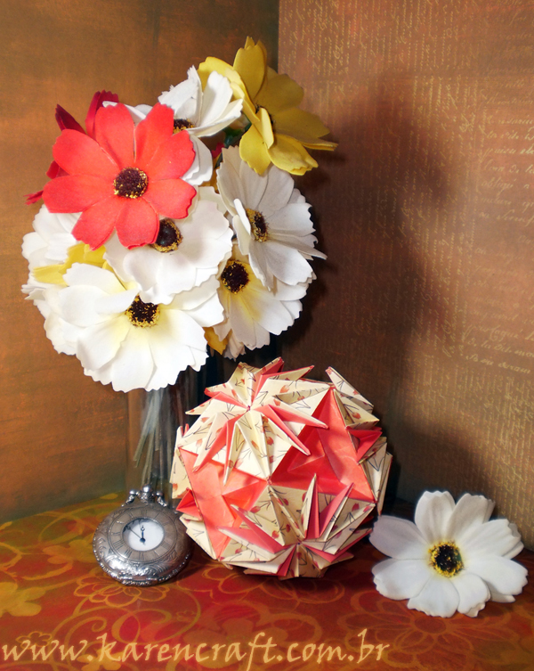 Still origami by KarenKaren