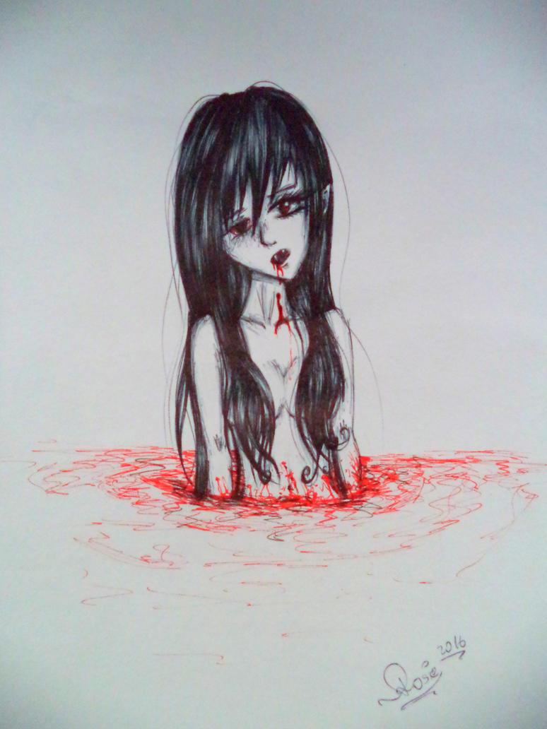 Vampire by McJusti