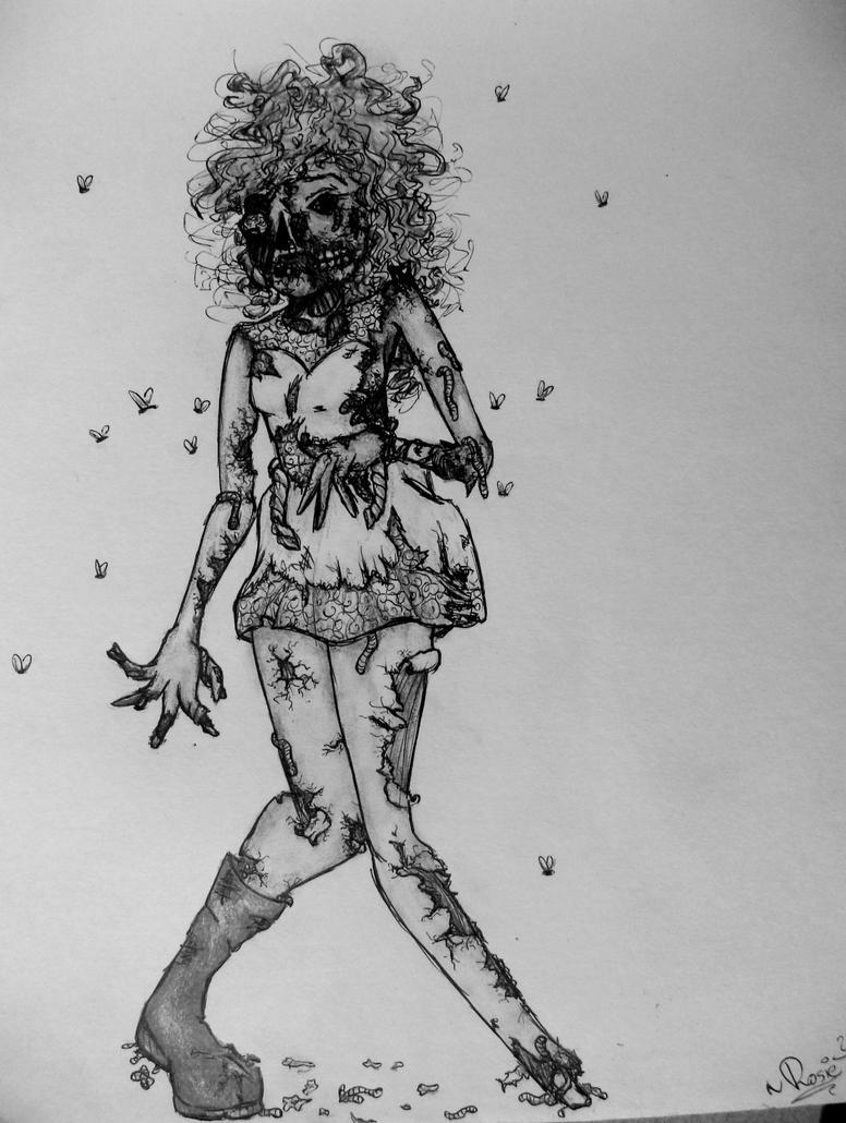 Zombie Kori by McJusti