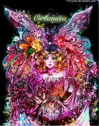:: Lady Ortensia :: by Sangrde
