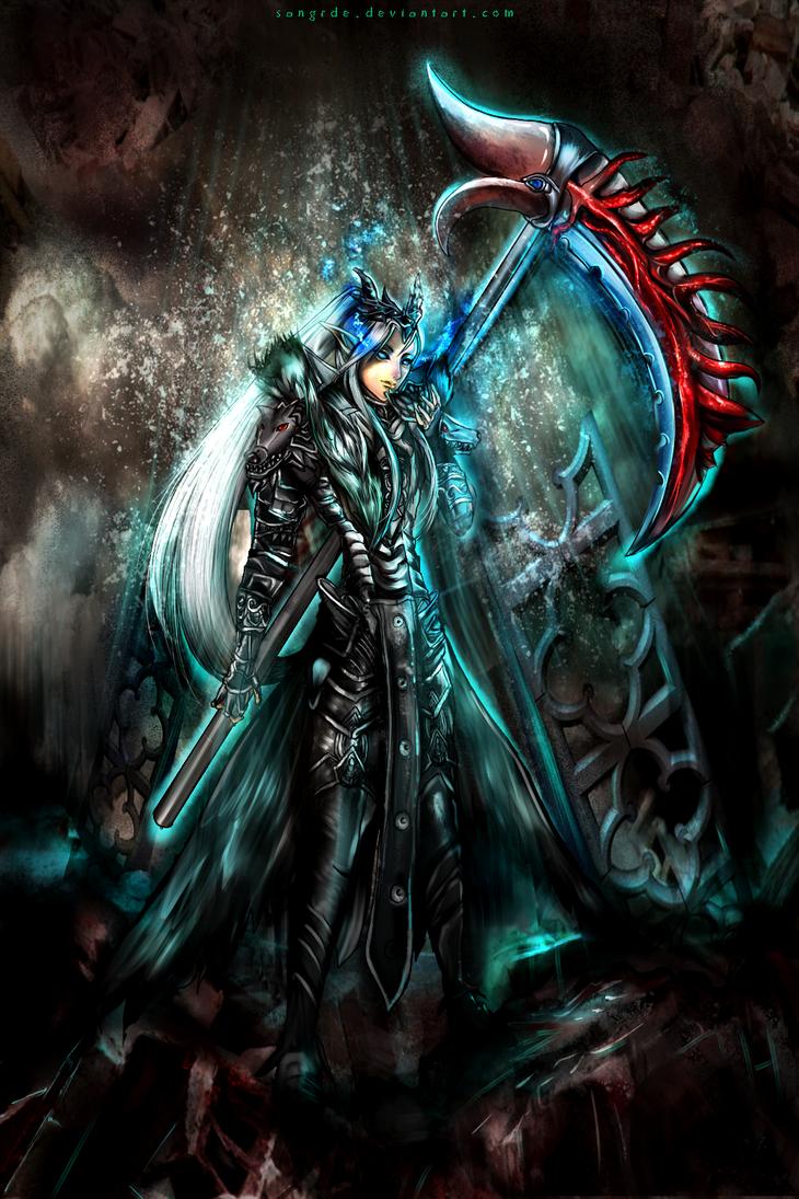 Knight of Night by Sangrde