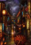 :: Mononoke Downtown