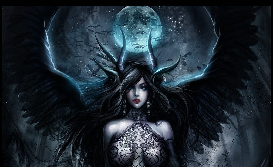 :: Empress WIP :: by Sangrde