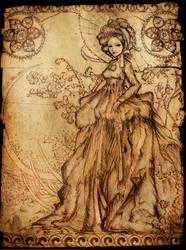 :: Chosun Art Nouveau :: by Sangrde