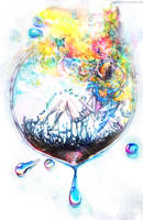 :: Save My World :: by Sangrde