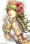 :: Pomegranate Elf ::