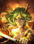 :: Dragon Warrior ::