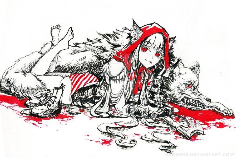 :: Little Slayer Redd :: by Sangrde