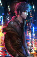 :: Citylights :: by Sangrde