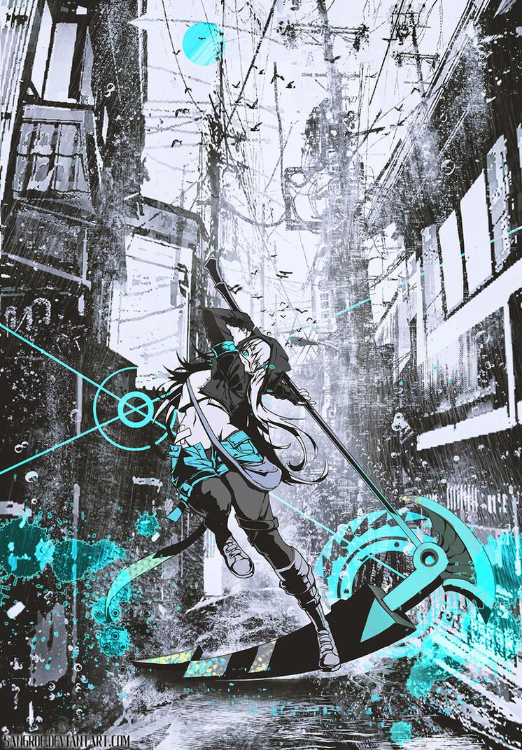 :: Reaper :: by Sangrde