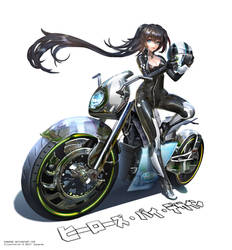 :: Speed Queen :: by Sangrde