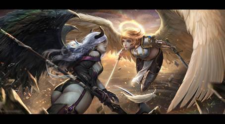 Last Duel by Sangrde