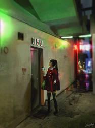 :: Dongdaegu Alley ::