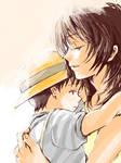 YUI and SHINJI