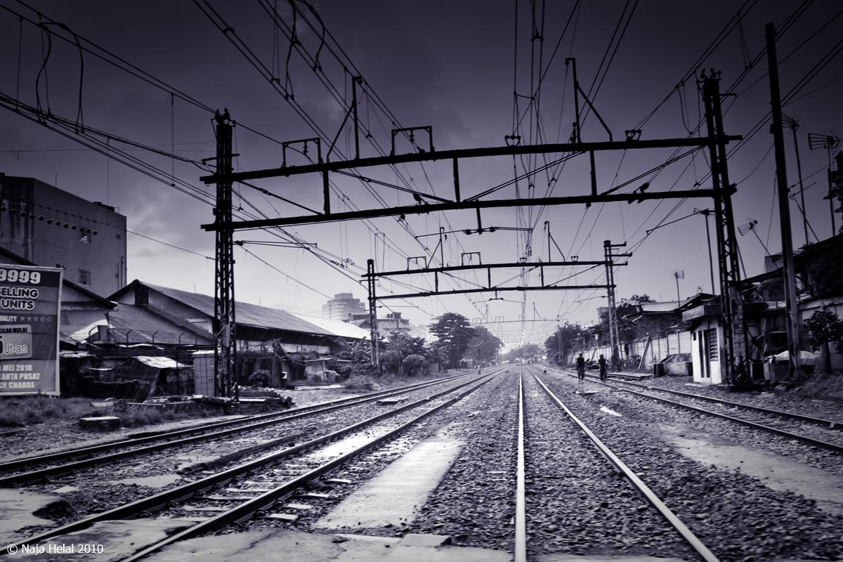 Train Jakarta II