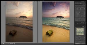 Lightroom Landscape Seascapes