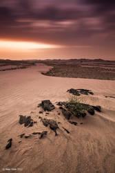 Desert sky by eyesweb1