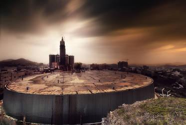 Makkah 2011 by eyesweb1