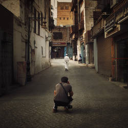 Catching Photographer by eyesweb1