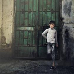 Little Angel by eyesweb1