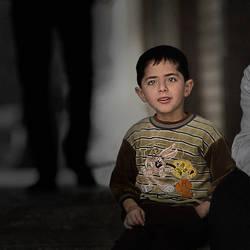 Child war by eyesweb1