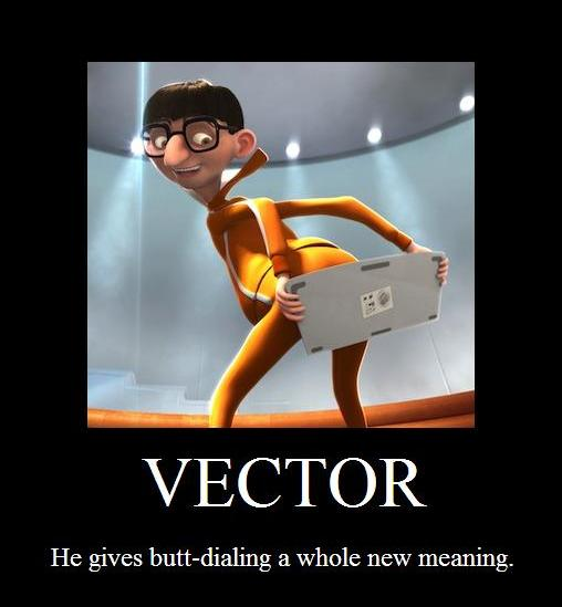 Vector despicable me quotes
