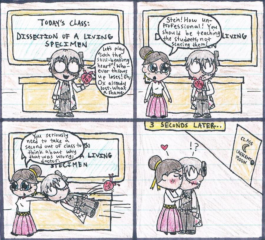 Minicomic - Why I Love You by Screwed-In-The-Head