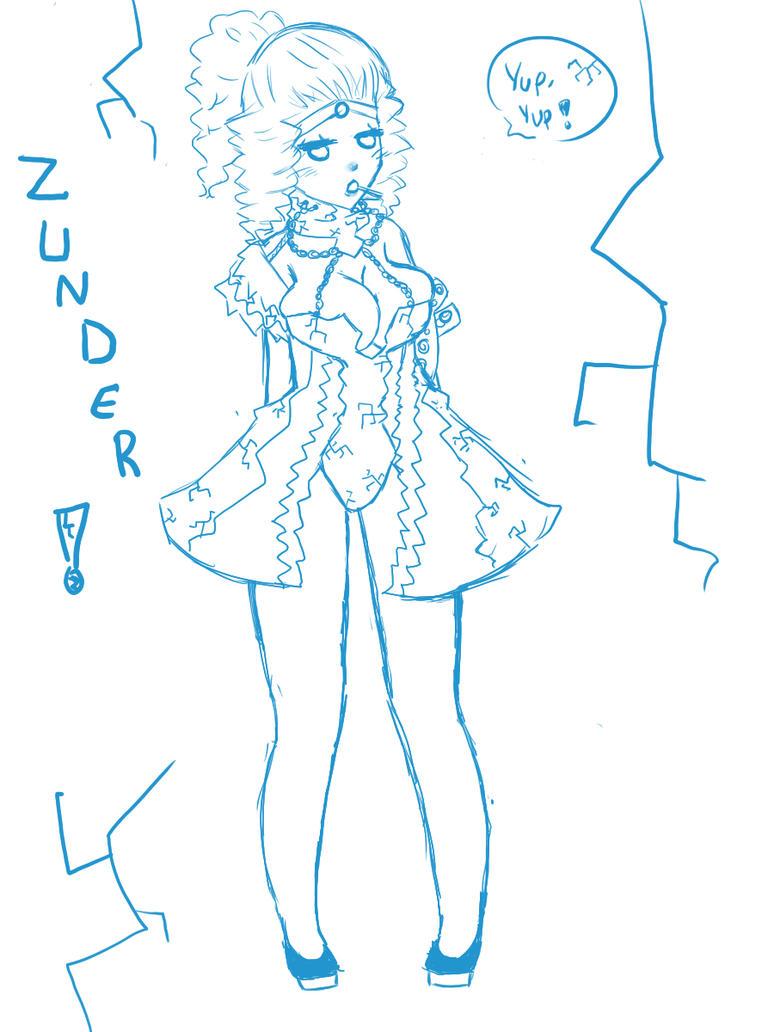 Zunder by Gohardblossom