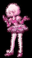 Pink diamond by TonehIsHere