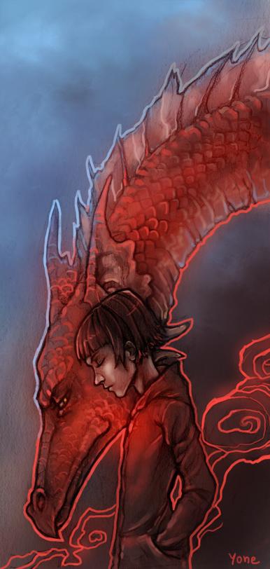 Dragon soul by Yonetee
