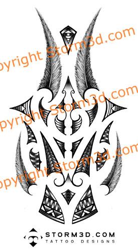 Tribal maori forearm tattoo by MaoriTattoo on DeviantArt