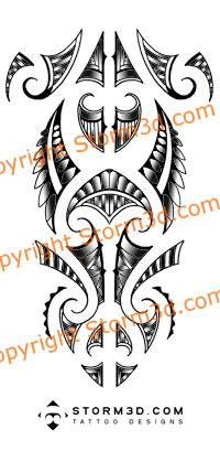 kirituhi forearm tribal tattoo by maoritattoo on deviantart. Black Bedroom Furniture Sets. Home Design Ideas