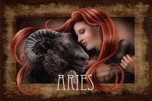 Aries by wolfmorphine