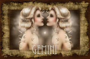Gemini by wolfmorphine