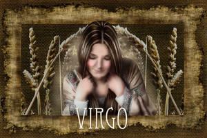 Virgo by wolfmorphine