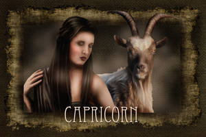 Capricorn by wolfmorphine